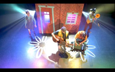 Un nouveau vidéoclip de la chanson Une souris la nuit