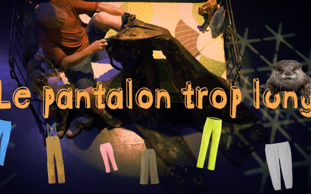 Henri Godon et Le pantalon trop long